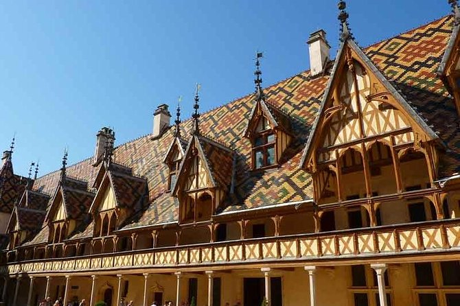 Small group Burgundy tour of Beaune with Wine Tasting from Dijon