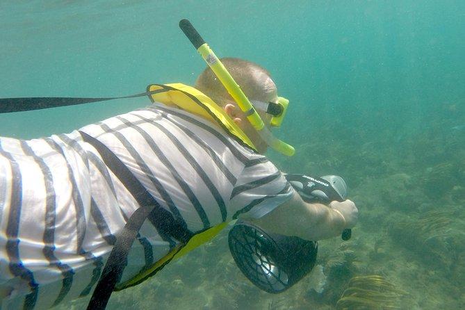 Underwater Power Snorkel Safari a Rincon