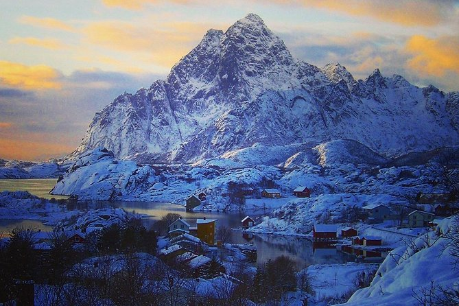 Winter Full-Day Guided Tour of the Lofoten Islands