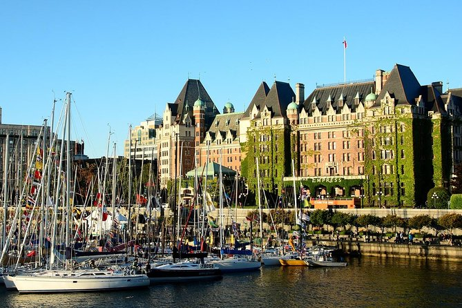 Private Tour: Victoria and Butchart Gardens Day Trip