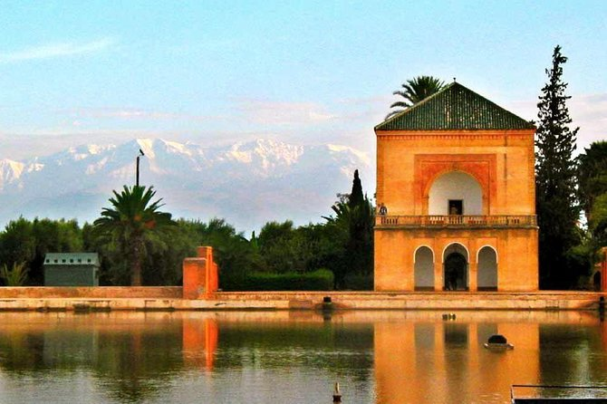 Marrakech Private Full Day City Tour with a Driver
