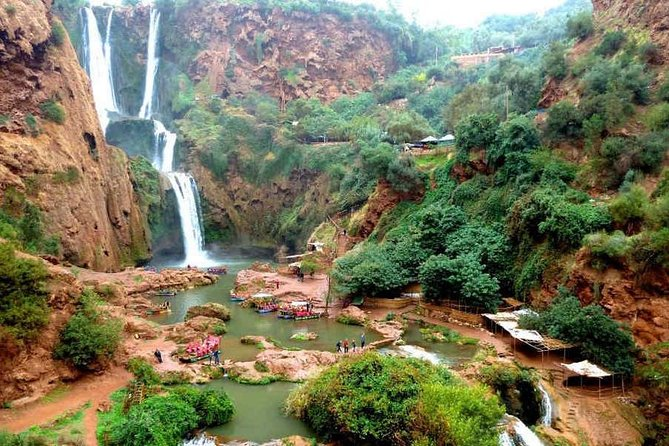 Private day trip to Ouzoud Waterfalls from Marrakech photo 1