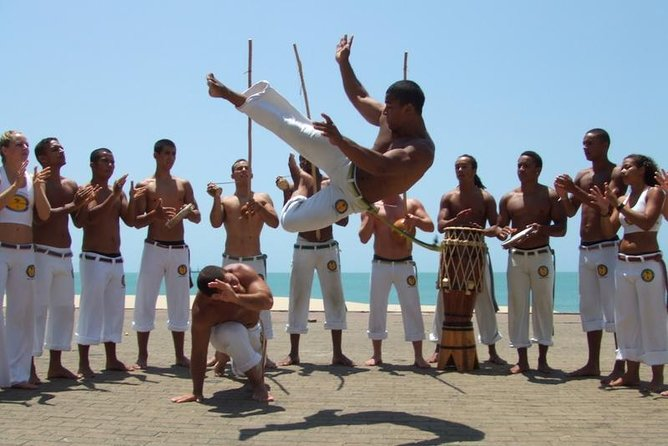 capoeira private class