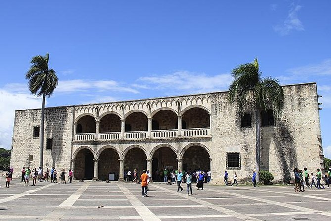 Historical Santo Domingo Day Trip from Bayahibe