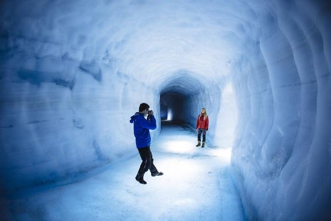 Ice Cave Day Tour from Reykjavik: Descend into a Glacier photo 1