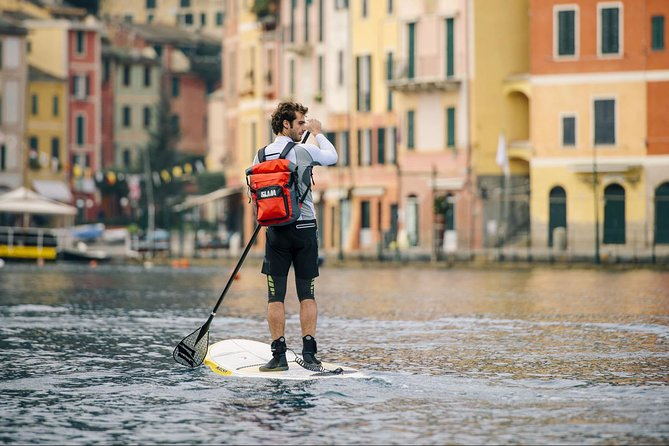 Stand Up Paddleboarding Adventure in Portofino
