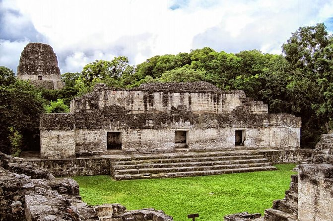 Day Trip to Tikal from Flores