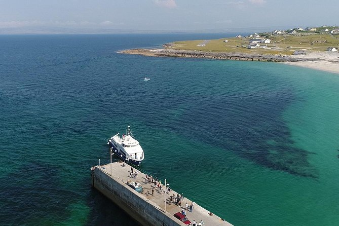Day Trip from Limerick & Clare to Cliffs of Moher plus cruise & Aran Islands