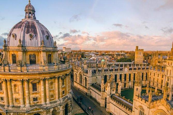 Oxford, Windsor und Eton