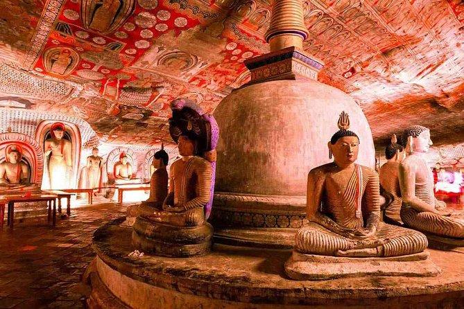 Sigiriya & Dambulla Day Tour from Negombo
