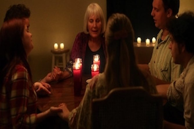 Experience a real, small group séance.