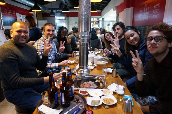 3-Hour Small Group Korean Pub Crawl + Food Tasting in Hongdae photo 8