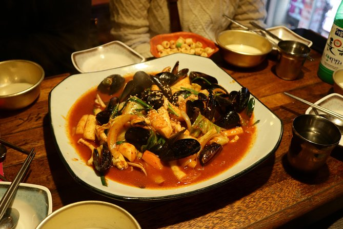 3-Hour Small Group Korean Pub Crawl + Food Tasting in Hongdae photo 6