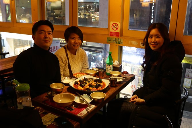 3-Hour Small Group Korean Pub Crawl + Food Tasting in Hongdae photo 4