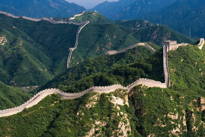 Beijing Private Tour to Badaling Great Wall and Longqing Gorge with Boat Ride