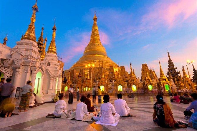 PRIVATE GOLDEN ROCK-Kyaiktiyo Pagoda Private Day Tour from Yangon