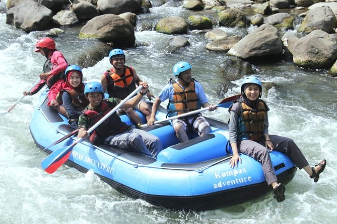 Yogyakarta Elo Jungle River Rafting Private Tour