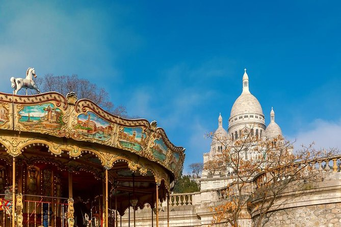 Artists in Montmartre & Sacred heart private tour