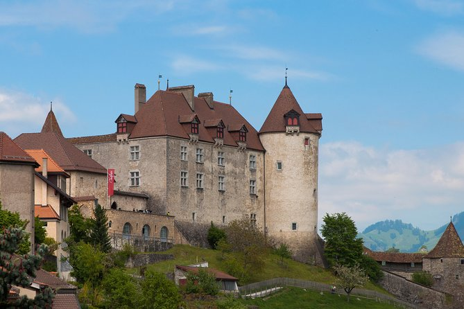 Day Trip to Gruyères Medieval Village & Chocolate Factory from Geneva