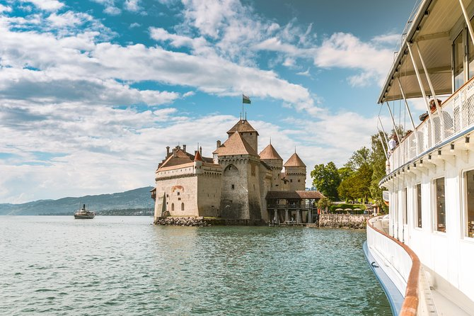 Excursão privada pela Riviera de Lausanne, Vevey, Montreux e Castelo de Chillon