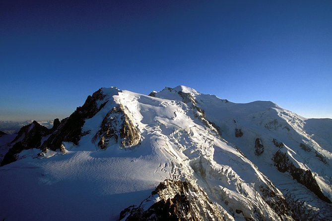 Chamonix Mont Blanc Paragliding Experience in the Alps from Geneva