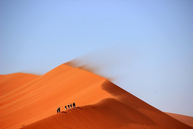 Dubai Desert Sunrise