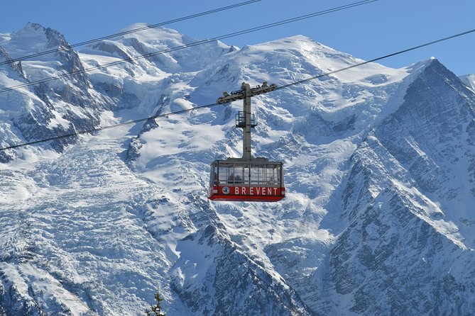 Chamonix Sightseeing Tour from Geneva