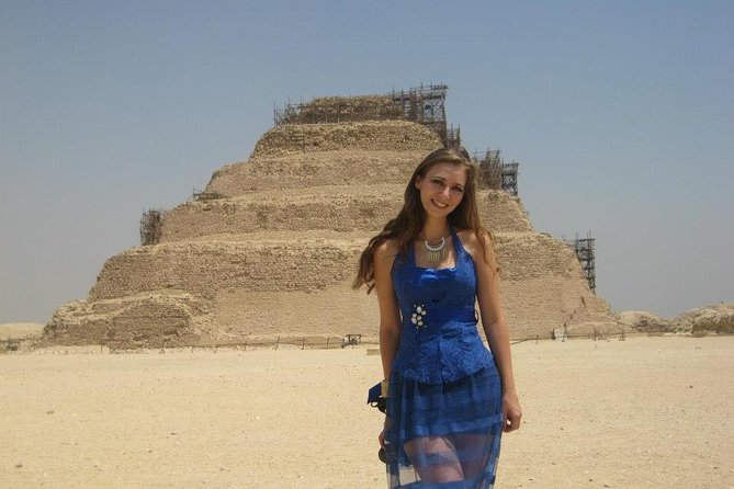 bent and true pyramids Dahshur , sakkara step pyramids& Memphis old city