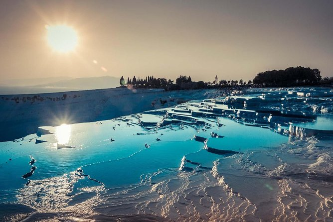 Pamukkale and Hierapolis Day Trip from Bodrum Including Lunch