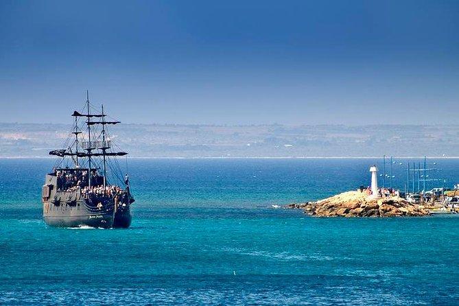 Black Pearl Cruise Protaras