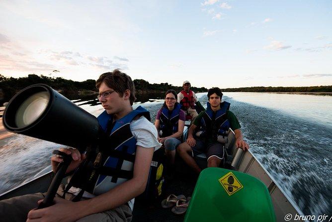 5 dias - Encontro dos 03 Biomas (Amazônia, Cerrado e Pantanal)