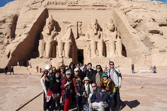 Aswan private day tours to Abu Simbel day tour by vehicle from Aswan or Nile crusie photo 3