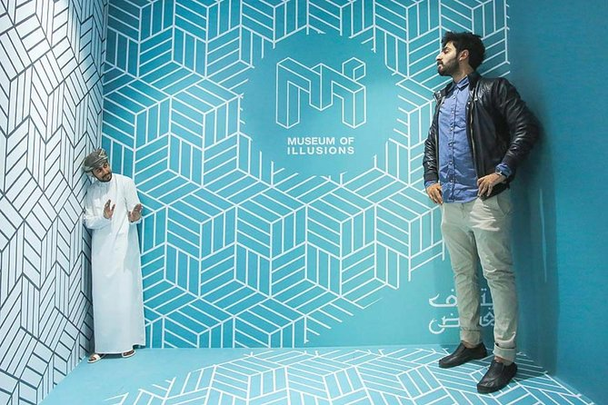 Skip the Line: Museum of Illusions Muscat Ticket