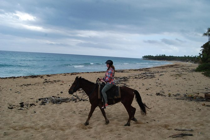 Punta Cana Horseback Riding on the Beach