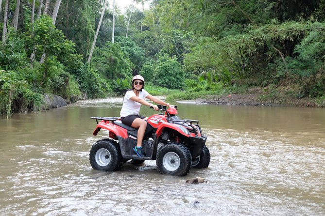 Bali Quad Bike Adventure Tour