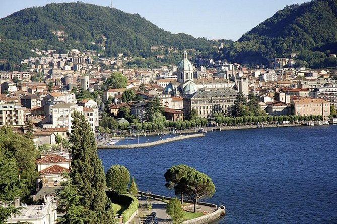 Day Trip to Como from Milan