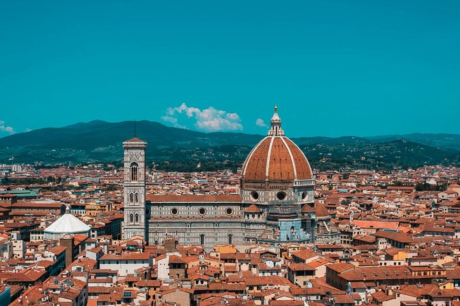 Florence Day Trip from Rome with Lunch Semi-Private Tour
