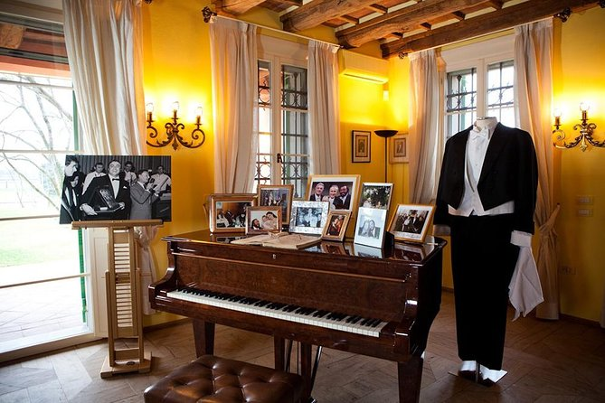 Day trip to Pavarotti's House Museum and Modena Tour from Rome