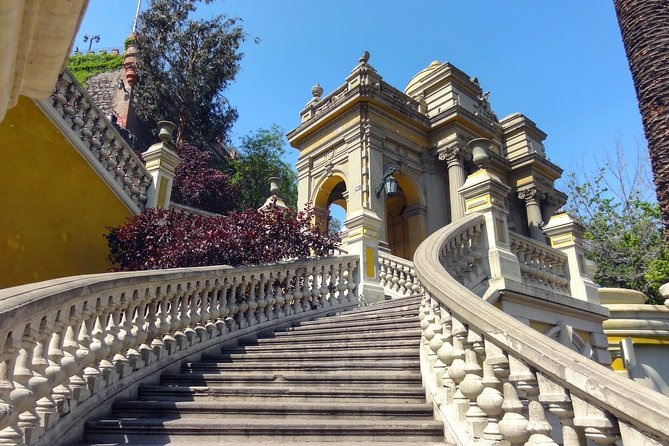 Small-Group Full Day City Tour of Santiago with the best Wine Experience photo 7