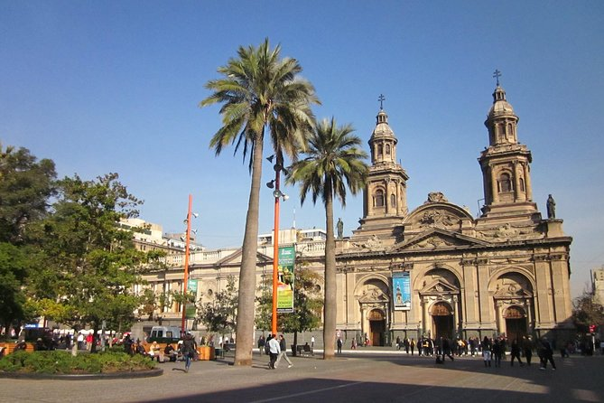 Small-Group Full Day City Tour of Santiago with the best Wine Experience photo 8
