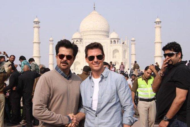 Private Taj Mahal & Agra Hidden Gems Tour from Delhi