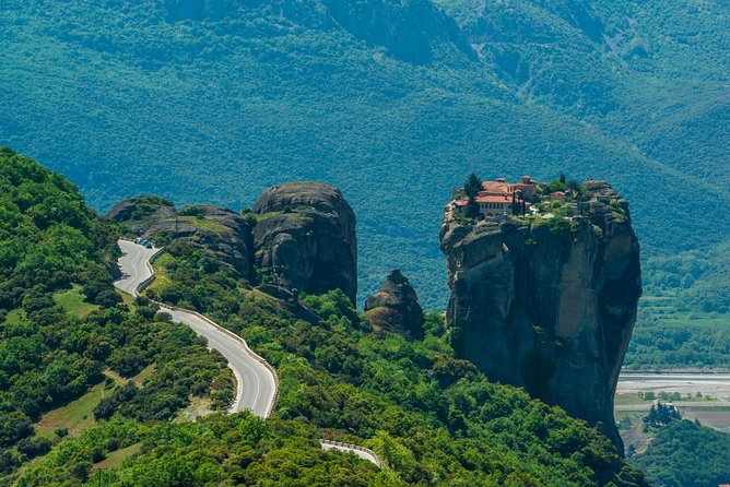 Half-Day Meteora Cultural Tour from Kalambaka train station