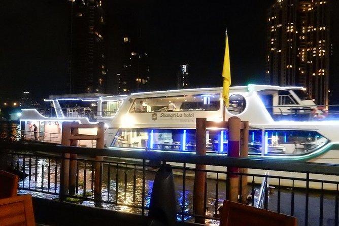 Bangkok: Horizon Dinner Cruise by Shangri-La