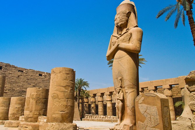 DAY TOUR VISIT EAST AND WEST NILE BANKS ofLuxor