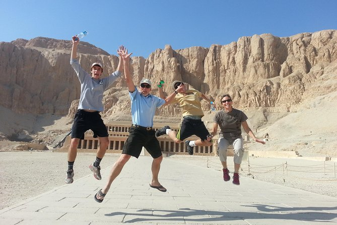 Luxor Day Trip To West Bank Visit Valley Kings Memnon Colossi & Hatshepsut Temple