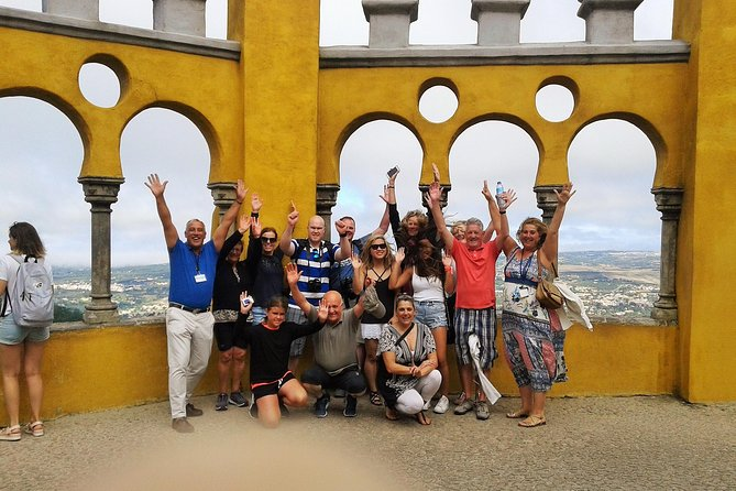 Sintra, Cascais and Pena Palace Guided Tour from Lisbon photo 1