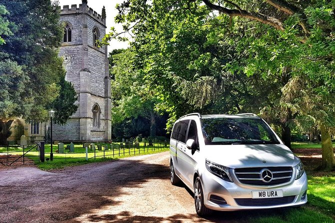 Scottish Borders & Rosslyn Chapel Luxury Private Sightseeing Tour with Driver