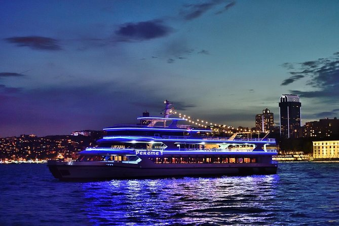 Bosphorus Dinner Cruise & Night Show from Istanbul photo 1