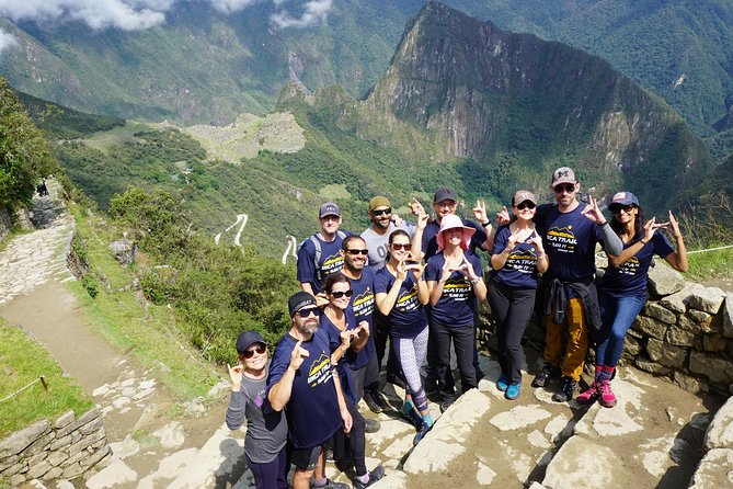 Inca Trail to Machu Picchu - One Day! - Glamping Service