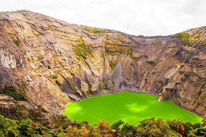 VIP Private Tour: Irazu Volcano National Park Half Day from San Jose photo 6